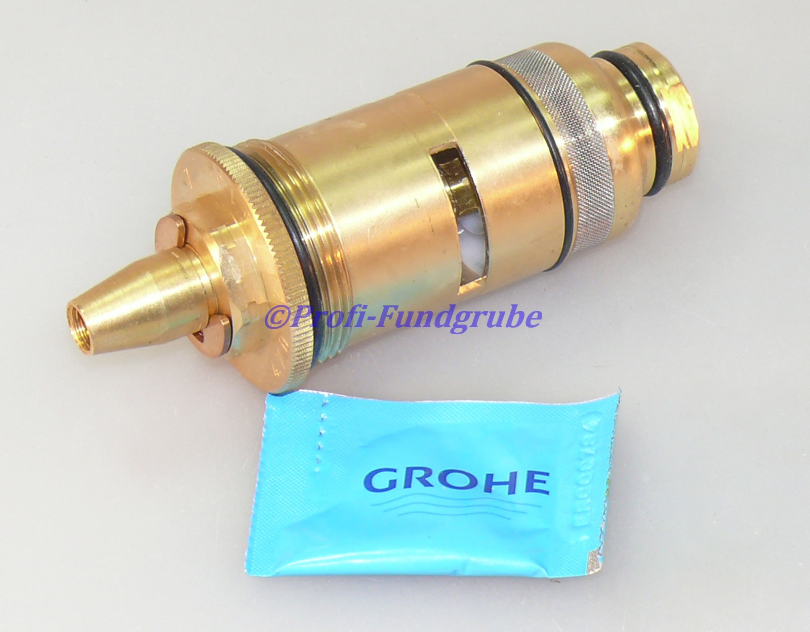 grohe thermoelement grohmix 47012 47012000 ab 1979 ebay. Black Bedroom Furniture Sets. Home Design Ideas